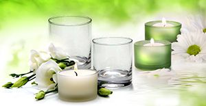 Candle Containers category image