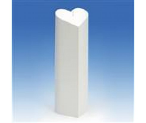 Heart Candle Mould